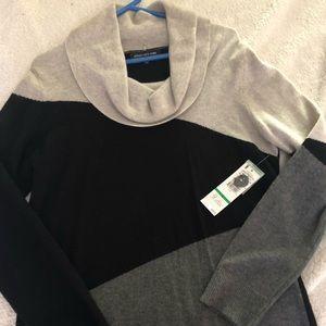 Large Jones New York Cashmere Sweater